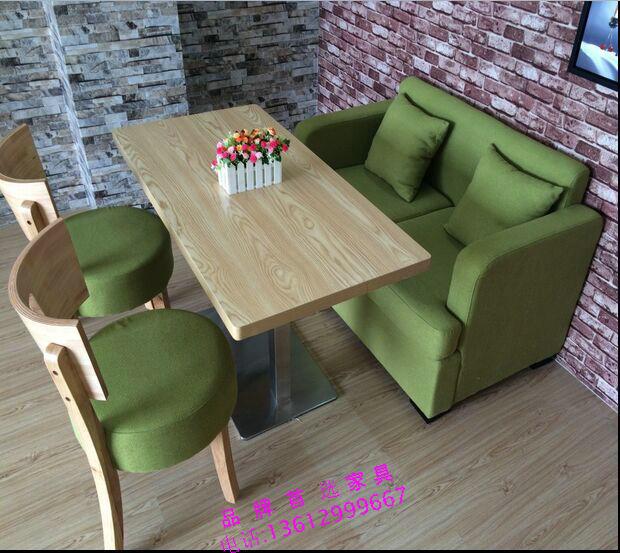 休闲沙发 咖啡厅休闲沙发 休闲沙发定制_火锅店桌椅